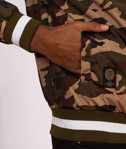 Mass-Signature SS Jacket Kurtka Woodland Camo
