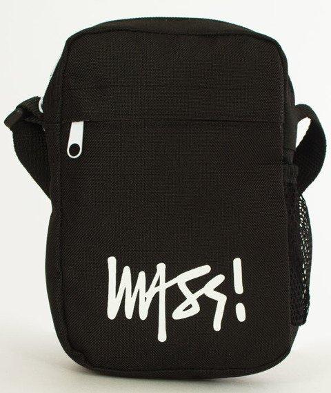 Mass-Small Bag Signature Listonoszka Black