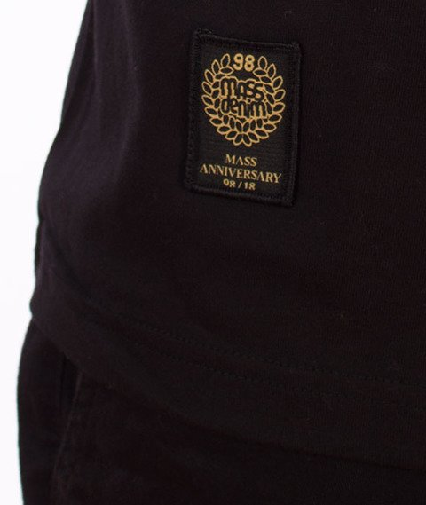 Mass-Truth T-Shirt Black