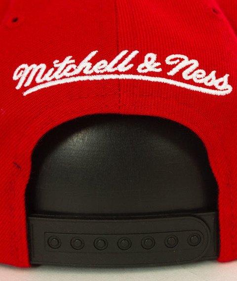 Mitchell & Ness-Chicago Bulls XL Logo Two Tone NJ16Z