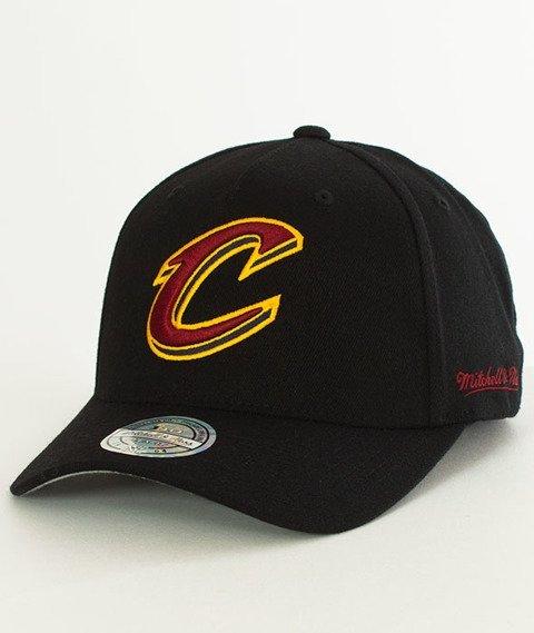 Mitchell & Ness-Cleveland Cavaliers Easy SB Cap INTL132