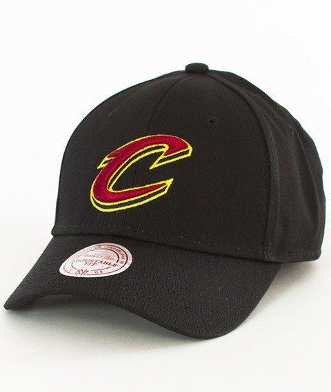 Mitchell & Ness-Cleveland Cavaliers Team Logo Low Pro Snapback Czarny