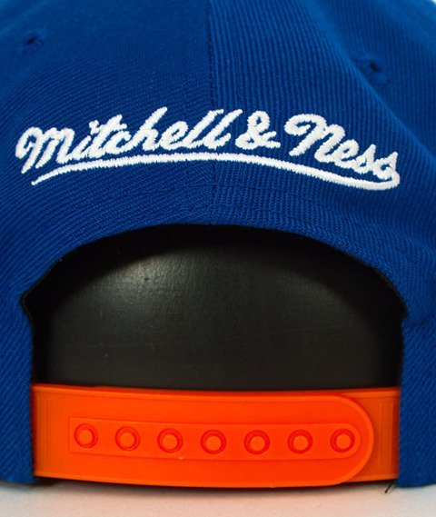 Mitchell & Ness-Cleveland Cavaliers XL Logo Two Tone NJ16Z