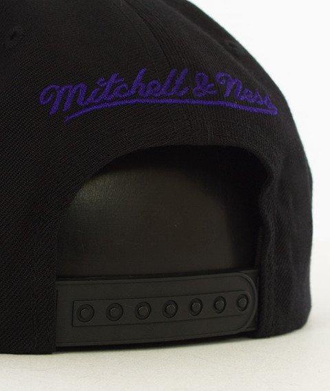Mitchell & Ness-LA Lakers  Snapback NL99Z Black