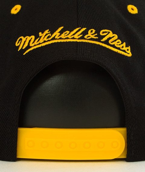 Mitchell & Ness-LA Lakers Team Logo 2-Tone Snapback INTL151