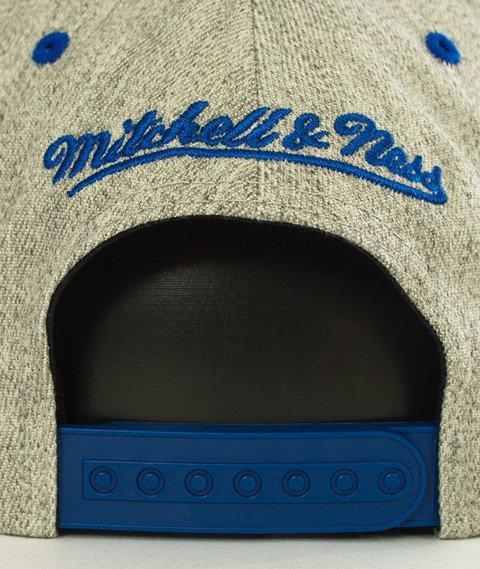 Mitchell & Ness-New Jersey Nets Team Logo 2-Tone Snapback INTL151
