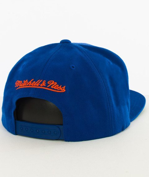 Mitchell & Ness-New York Knicks Snapback NL99Z Royal