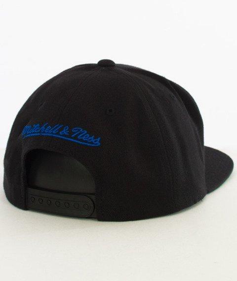 Mitchell & Ness-New York Nets  Snapback NL15Z Black