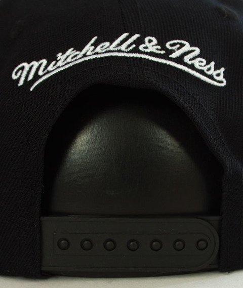 Mitchell & Ness-Silicon Grass BH72HT Brooklyn Nets Snapback