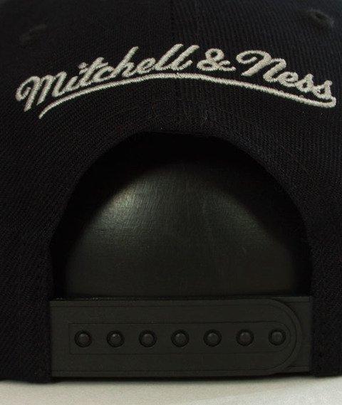 Mitchell & Ness-Silicon Grass BH72HT San Antonio Spurs Snapback
