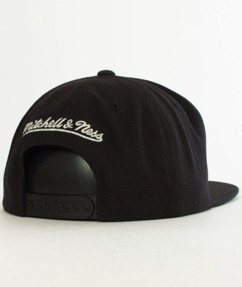 Mitchell & Ness-Solid Team Sun Antonio Spurs Snapback NL99Z