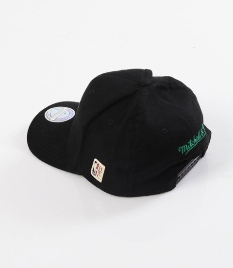 Mitchell & Ness- Wool Solid Snapback - NBA - Boston Celtics