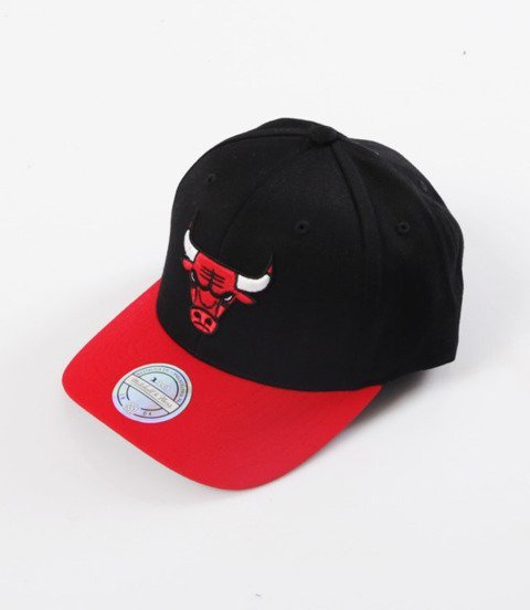 Mitchell & Ness- Wool Solid Snapback - NBA - Chicago Bulls