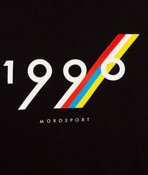 Moro Sport-1996 Lines Bluza Czarna
