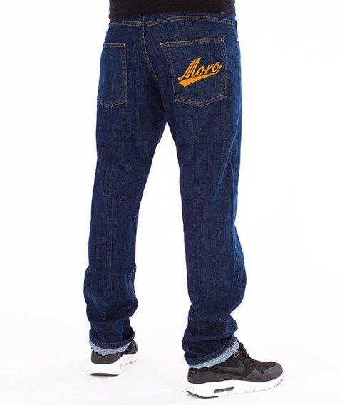 Moro Sport-Baseball17 Regular Spodnie Średnie Pranie
