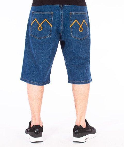 Moro Sport-Double M Spodnie Krótkie Średnie Spranie