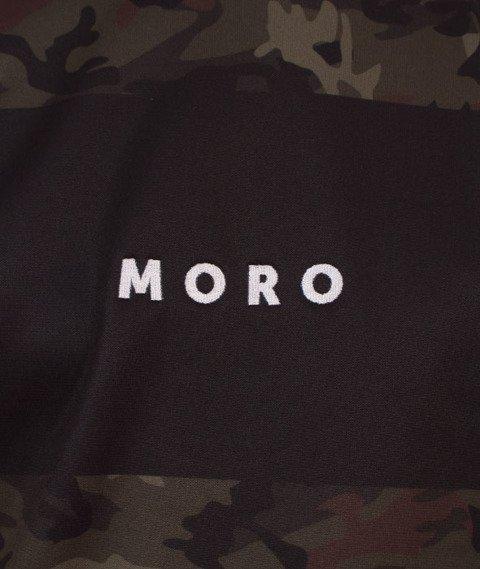 Moro Sport-Klasyk Bluza Zielone Camo