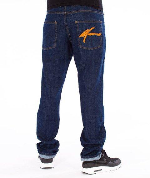 Moro Sport-Paris17 Regular Spodnie Średnie Pranie