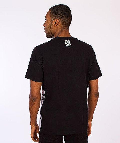 Moro Sport-Plata O Plomo T-Shirt Czarny