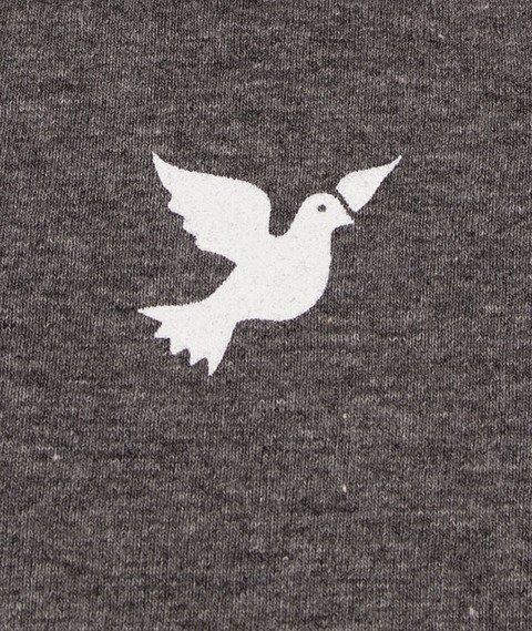 Nervous-Brandbox Sp18 T-shirt Grey