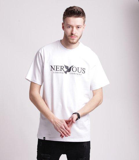 Nervous CLASSIC T-Shirt Biały