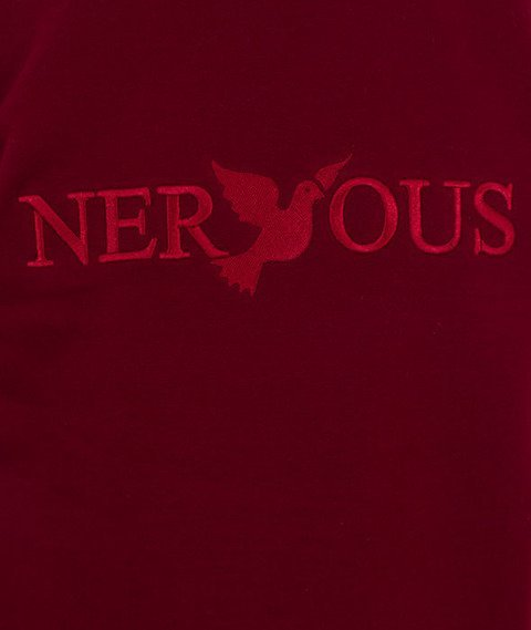 Nervous-Classic Fa18 Bluza Maroon
