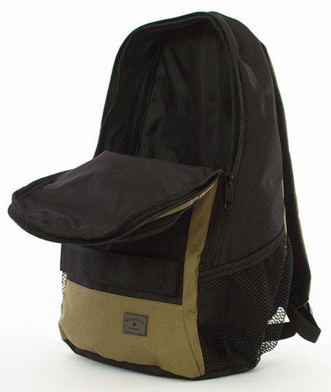 Nervous-Classic Plecak Oliwkowy/Czarny