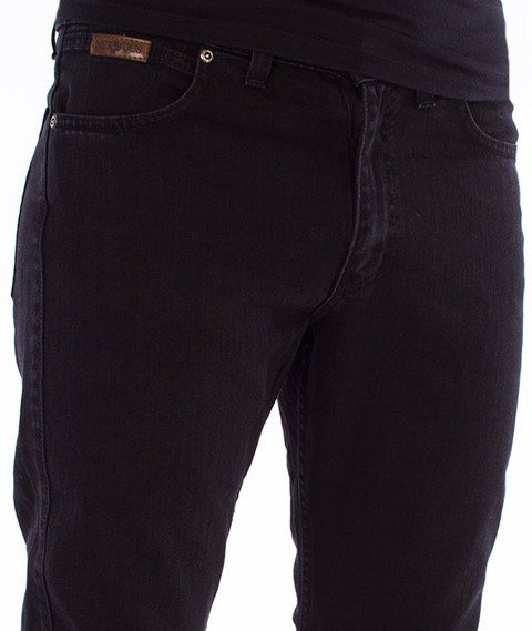 Nervous-Classic Spodnie Jeansowe Black