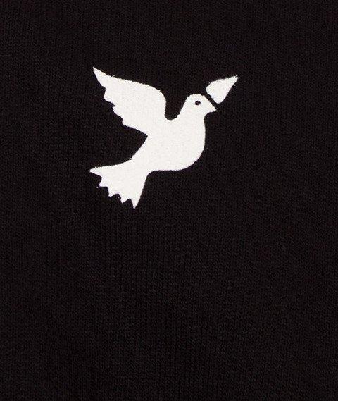 Nervous-Crewneck F17 Rose Icon Bluza Black