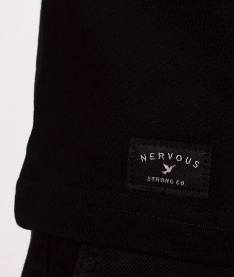 Nervous-Deconstruck Sp18 T-shirt Black