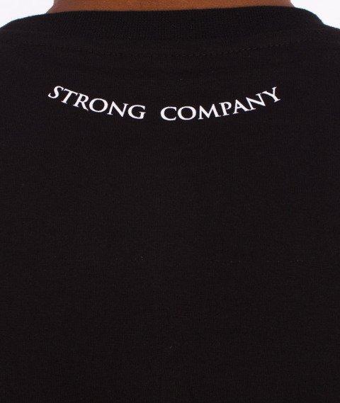 Nervous-Feather T-Shirt Czarny