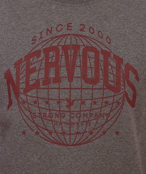 Nervous-Global Bluza Szara