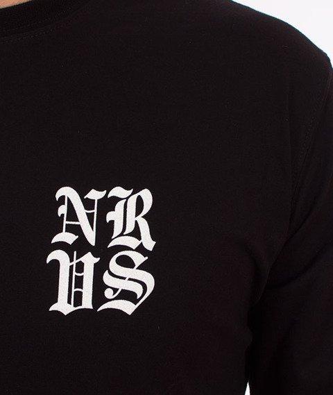 Nervous-Gothic Longsleeve Czarny