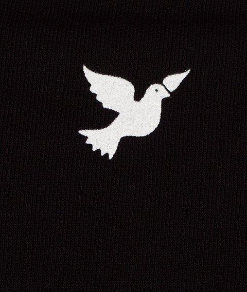 Nervous-Icon Sp18 Bluza Kaptur Zip Black