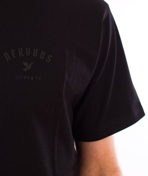 Nervous-LTD T-shirt Black