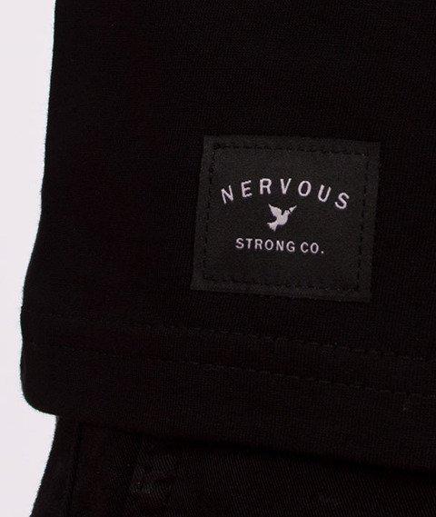 Nervous-Moonwalk Su18 T-shirt Black