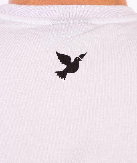 Nervous-NRVS & Beaufort T-Shirt Biały