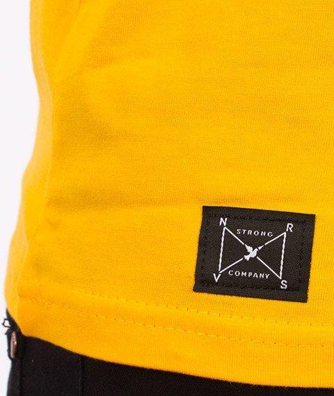 Nervous-Pill F17 T-shirt Żółty