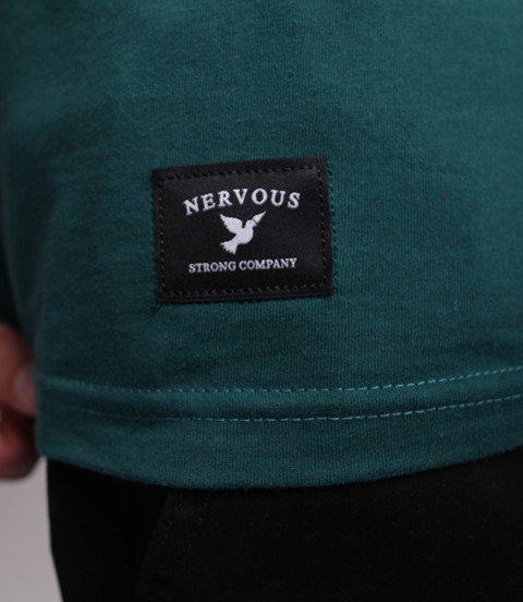 Nervous SS19 Classic T-Shirt Zielony