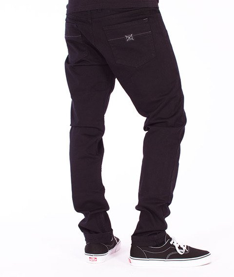 Nervous-Spodnie TurboStretch CT Black
