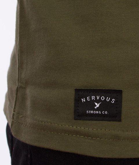 Nervous-Wing F17 T-shirt Olive