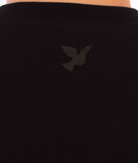 Nervous-Wrath Bluza Czarna/Czarna