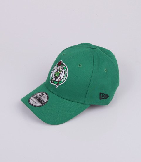 New Era BOSTON CELTICS NBA Team 9Forty Czapka z Daszkiem Zielony