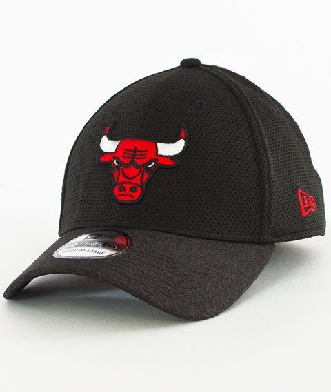 New Era-Shadow Tech Chicago Bulls Czapka Czarna