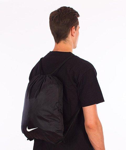Nike-Fundamentals Swoosh Worek Czarny [BA2735-001]