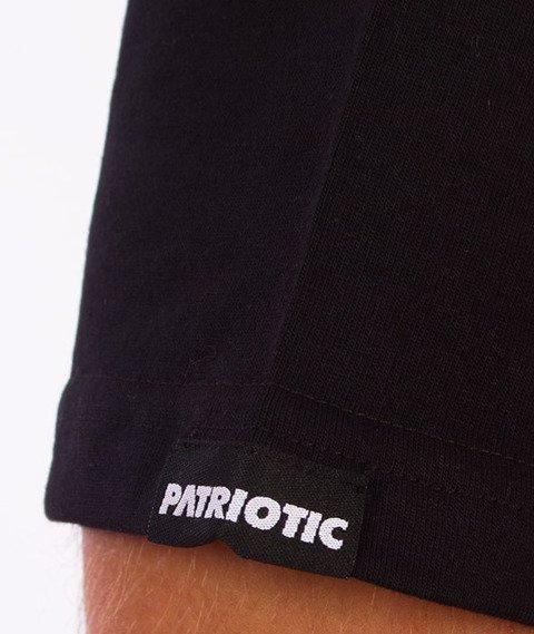 Patriotic-48 T-shirt Czarny