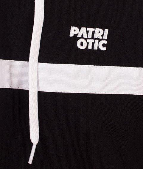 Patriotic-CLS Bluza Kaptur Czarna