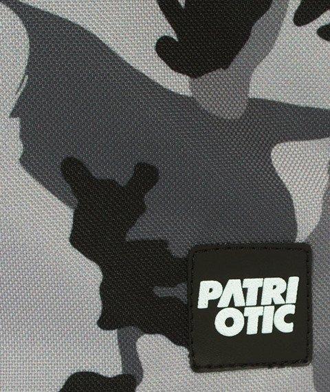 Patriotic-CLS Gumka Listonoszka Gray Camo