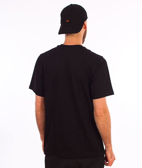 Patriotic-CLS Laur T-shirt Czarny/Red Camo