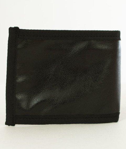 Patriotic-CLS Leather Skaj Portfel Czarny